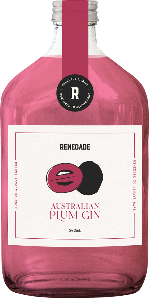 Renegade Spirits Australian Plum Gin
