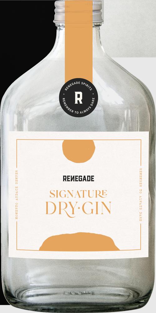 Renegade Spirits Signature Gin